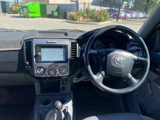 2009 Mazda BT-50 UNY0E4 DX 4x2 Grey 5 Speed Manual Utility
