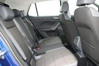 2020 Volkswagen T-Cross C1 MY21 85TSI DSG FWD Style Dark Petrol 7 Speed Sports Automatic Dual Clutch
