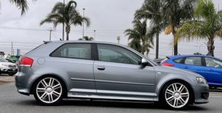 2008 Audi S3 8P Quattro Grey 6 Speed Manual Hatchback