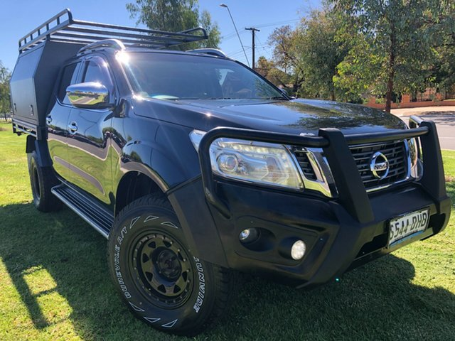 Used Nissan Navara D23 ST-X Hindmarsh, 2015 Nissan Navara D23 ST-X Black 7 Speed Sports Automatic Utility