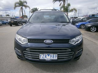 2012 Ford Territory SZ TX Seq Sport Shift Blue 6 Speed Sports Automatic Wagon.