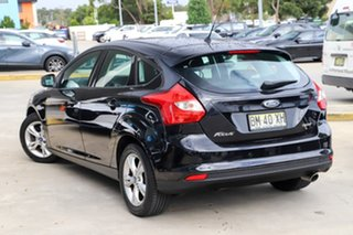 2011 Ford Focus LW Trend Black 5 Speed Manual Hatchback.
