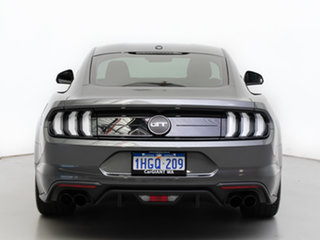 2018 Ford Mustang FN Fastback GT 5.0 V8 Grey 6 Speed Manual Coupe