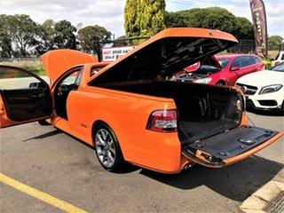 2013 Holden Ute VF MY14 SS V Ute Orange 6 Speed Sports Automatic Utility