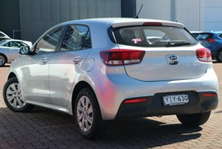 2017 Kia Rio YB MY18 S Silver 4 Speed Sports Automatic Hatchback.