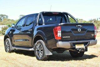 2016 Nissan Navara D23 ST N-SPORT Black 7 Speed Sports Automatic Utility
