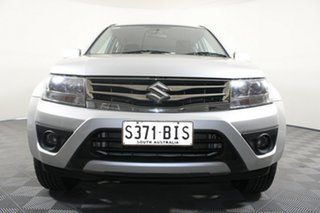 2015 Suzuki Grand Vitara JB Sport Silky Silver 4 Speed Automatic Wagon.