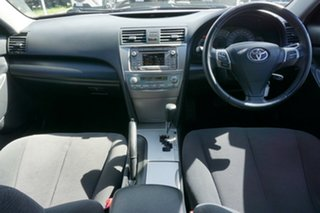 2009 Toyota Camry ACV40R MY10 Ateva Red 5 Speed Automatic Sedan