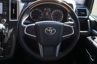 2019 Toyota Granvia GDH303R VX White 6 Speed Sports Automatic Wagon