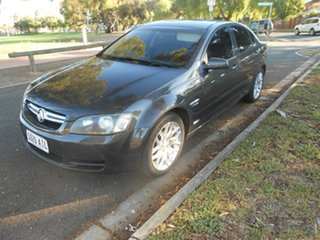 2010 Holden Commodore VE MY10 International Gunmetal Grey 6 Speed Sports Automatic Sedan
