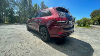 2021 Jeep Grand Cherokee WK MY21 S-Limited Velvet Red 8 Speed Sports Automatic Wagon