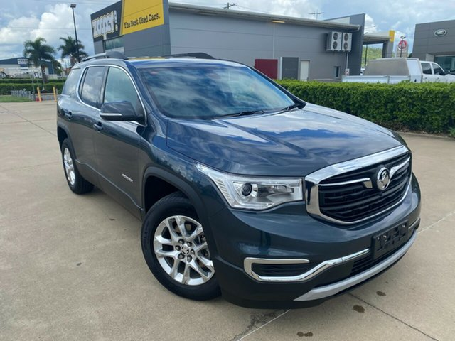 Used Holden Acadia AC MY19 LT 2WD Townsville, 2019 Holden Acadia AC MY19 LT 2WD Grey/311219 9 Speed Sports Automatic Wagon