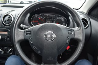 2012 Nissan Dualis J107 Series 3 MY12 +2 Hatch X-tronic 2WD ST Silver 6 Speed Constant Variable