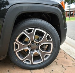 2015 Jeep Renegade BU MY15 Limited DDCT Blak/leather 6 Speed Sports Automatic Dual Clutch Hatchback