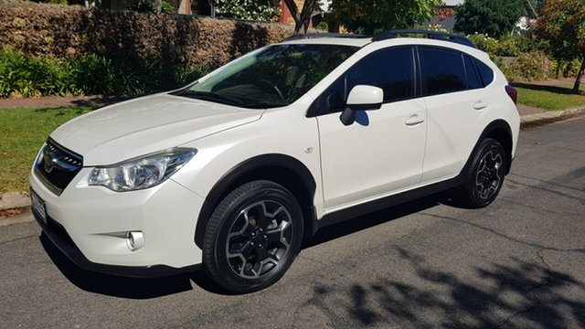 Used Subaru XV MY14 2.0I-L Prospect, 2014 Subaru XV MY14 2.0I-L White 6 Speed Manual Wagon