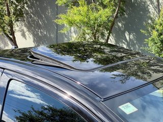 2014 Mitsubishi Lancer CJ MY14.5 VR-X Black 5 Speed Manual Sedan.