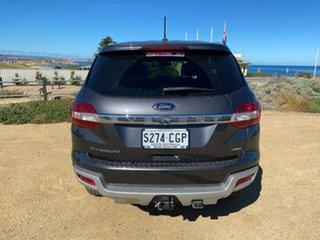 2019 Ford Everest UA II 2019.75MY Titanium Grey 10 Speed Sports Automatic SUV