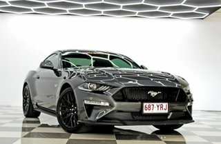 2019 Ford Mustang FN Fastback GT 5.0 V8 Charcoal 6 Speed Manual Coupe.