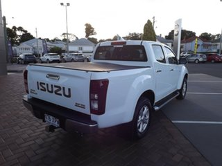2017 Isuzu D-MAX MY17 LS-U Crew Cab 4x2 High Ride White 6 Speed Sports Automatic Utility.
