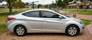 2013 Hyundai Elantra MD2 Active Silver 6 Speed Sports Automatic Sedan