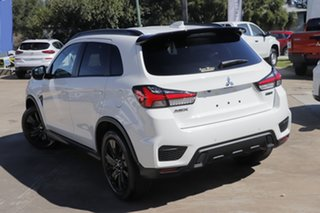 2021 Mitsubishi ASX XD MY21 GSR 2WD White 6 Speed Constant Variable Wagon.