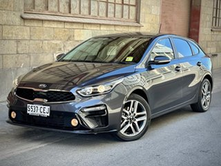 2020 Kia Cerato BD MY20 Sport Grey 6 Speed Sports Automatic Hatchback.