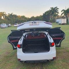 2019 Lexus RX GGL25R RX350 F Sport White 8 Speed Sports Automatic Wagon