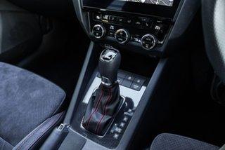 2019 Skoda Octavia NE MY20 RS DSG 245 Black 7 Speed Sports Automatic Dual Clutch Wagon