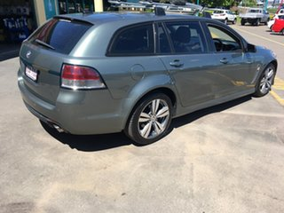 2013 Holden Commodore VF SV6 Grey 6 Speed Automatic Sportswagon.