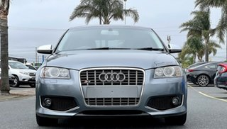 2008 Audi S3 8P Quattro Grey 6 Speed Manual Hatchback.