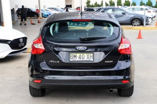 2011 Ford Focus LW Trend Black 5 Speed Manual Hatchback
