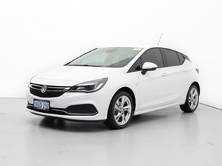 2020 Holden Astra BK MY20 RS White 6 Speed Automatic Hatchback.