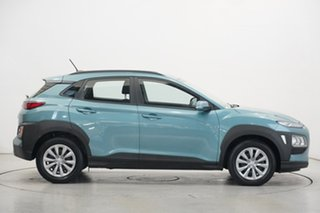 2019 Hyundai Kona OS.2 MY19 Go 2WD Ceramic Blue 6 Speed Sports Automatic Wagon