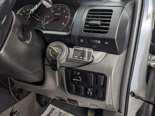 2005 Toyota Landcruiser Prado KZJ120R GXL Silver 5 Speed Manual Wagon