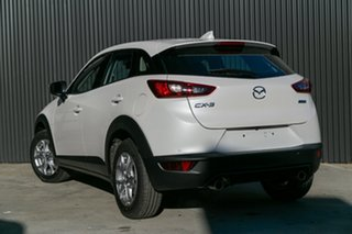 2021 Mazda CX-3 DK2W7A Maxx SKYACTIV-Drive FWD Sport Snowflake White Pearl 6 Speed Sports Automatic