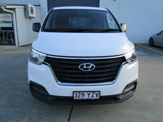 2019 Hyundai iLOAD TQ4 MY19 White 6 Speed Manual Van.