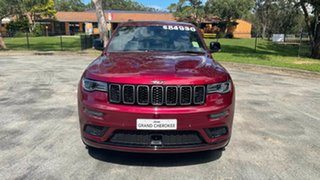 2021 Jeep Grand Cherokee WK MY21 S-Limited Velvet Red 8 Speed Sports Automatic Wagon.