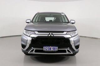2019 Mitsubishi Outlander ZL MY19 ES 7 Seat (AWD) Grey Continuous Variable Wagon.