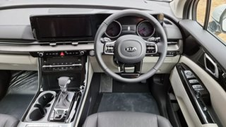 2021 Kia Carnival KA4 MY21 SLi Snow White Pearl 8 Speed 8AT Wagon