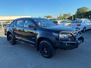 2017 Holden Colorado RG MY18 LS Pickup Crew Cab Black 6 Speed Sports Automatic Utility.