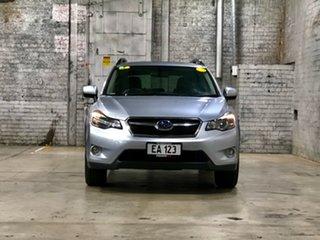 2015 Subaru XV G4X MY14 2.0i-L AWD Silver 6 Speed Manual Wagon.