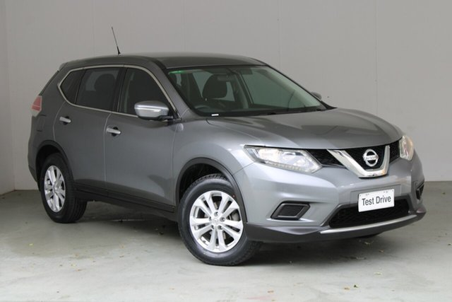 Used Nissan X-Trail T32 TS X-tronic 2WD Phillip, 2015 Nissan X-Trail T32 TS X-tronic 2WD Grey 7 Speed Constant Variable Wagon