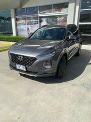 2018 Hyundai Santa Fe TM MY19 Highlander Grey 8 Speed Sports Automatic Wagon.