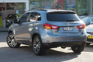 2016 Mitsubishi ASX XC MY17 XLS 2WD Titanium 6 Speed Constant Variable Wagon.