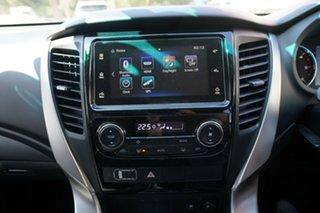 2017 Mitsubishi Pajero Sport QE MY17 GLX Grey 8 Speed Sports Automatic Wagon