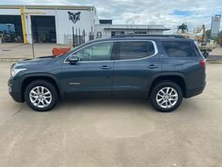 2019 Holden Acadia AC MY19 LT 2WD Grey/311219 9 Speed Sports Automatic Wagon