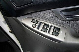 2007 Toyota Landcruiser Prado KDJ120R 07 Upgrade GXL (4x4) Powder White 6 Speed Manual Wagon