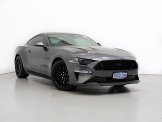 2018 Ford Mustang FN Fastback GT 5.0 V8 Grey 6 Speed Manual Coupe.