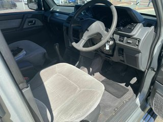 1997 Mitsubishi Pajero NK GLS LWB (4x4) Blue 5 Speed Manual 4x4 Wagon