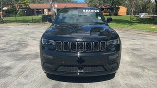 2021 Jeep Grand Cherokee WK MY21 S-Limited Diamond Black Crystal 8 Speed Sports Automatic Wagon.